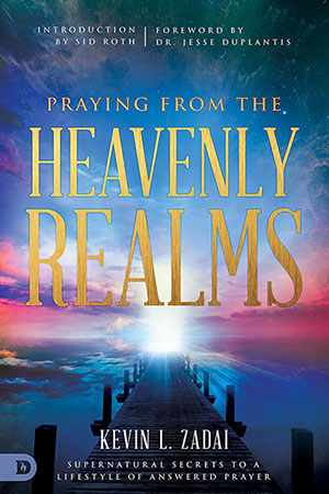 Praying from the Heavelnly Realms