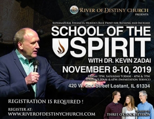 River of Destiny Church School of the Spirit