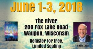 June 1-3, 2018 The River