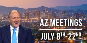 AZ meetings July 8-22