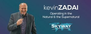 Kevin Zadai at Skyway Church