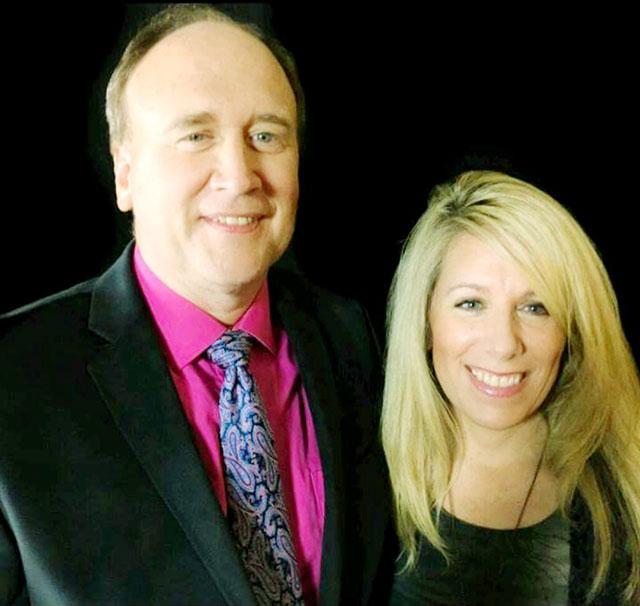 Kevin and Kathi Zadai