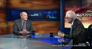 Kevin Zadai with Sid Roth