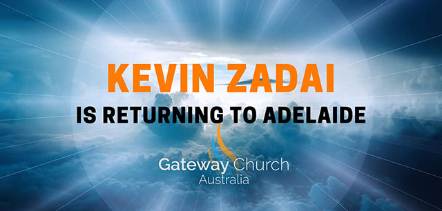 Kevin Zadai is returning to Adelaide