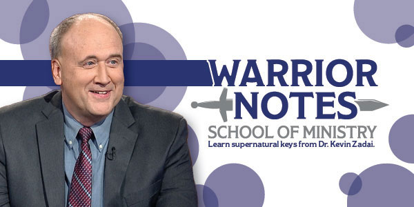 Warrior Notes School of Ministry