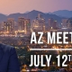 AZ Meetings - July 12-21