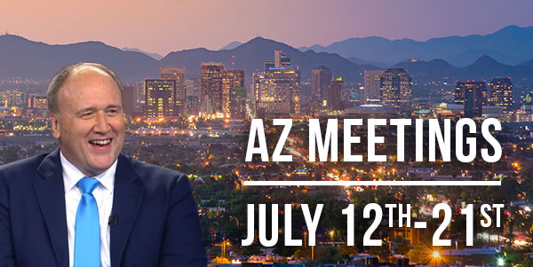 AZ Meetings - July 12-21