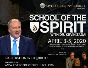 School of the Spirit with Kevin Zadai