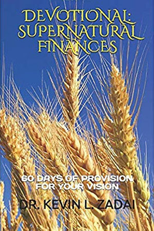 Supernatural Finances 60 day Devotional
