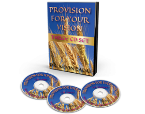 Provision for Your Vision CD set