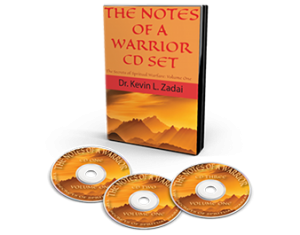 The Notes of a Warrior CD Set