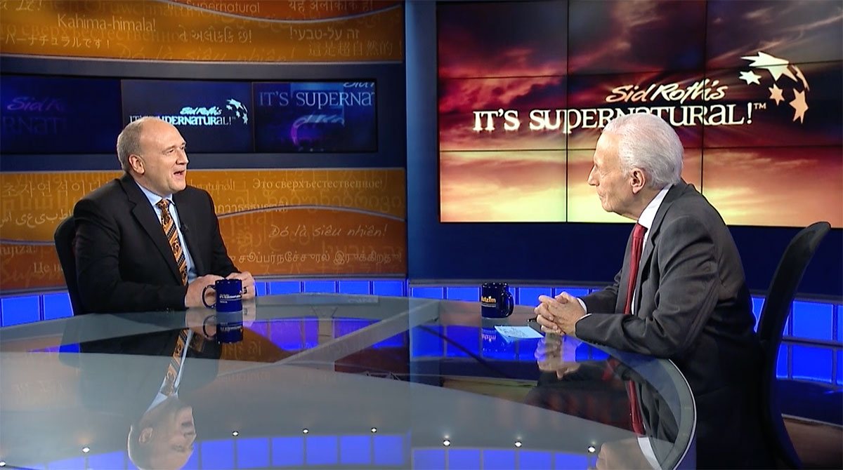 Kevin Zadai on Sid Roth