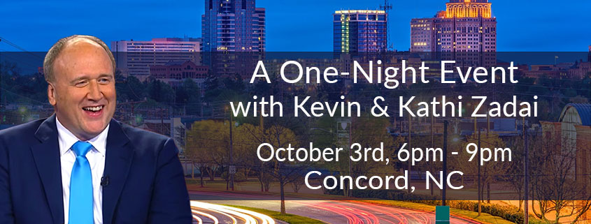 One-Night Event Concord, NC
