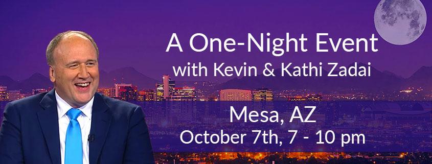 One-Night Event Mesa, aZ